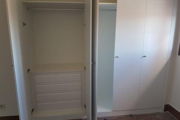 armarios y vestidor decocarpin
